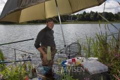 Grindsted Sportsfisker Forening - Fiskekonkurrence i Engsøen - 9. september 2018