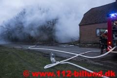 Brand Gildbjergvej 7250 Hejnsvig