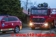Brand Gildbjergvej - 7250 Hejnsvig