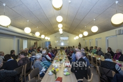 Ældresagen Grindsted søndagstræf med Søren Ervig den 3. marts 2019
