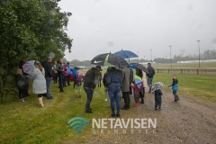 Der var familiedag på travbanen  - Foto: René Lind Gammelmark