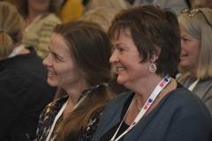 Ellen Trane Nørby og Anni Matthiesen - Foto: Hugo Sørensen, Billund Photo