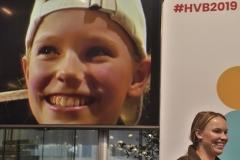 Caroline Wozniacki - - Foto: Hugo Sørensen, Billund Photo