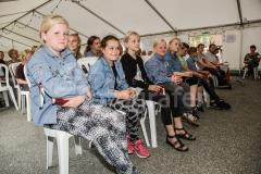 Familiegudstejeste i Festugeteltet - 29.08.2017 Grindsted Festuge