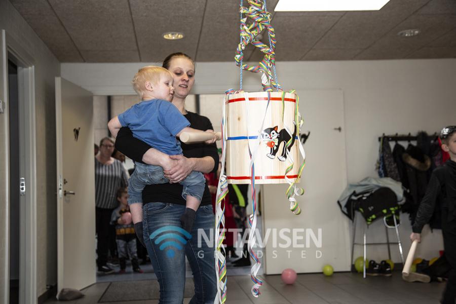 Fastelavn i Vesterhede Mikrohal - 3. marts 2019