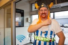 Boghandler Brian Hansen aka Obelix - Foto: René Lind Gammelmark