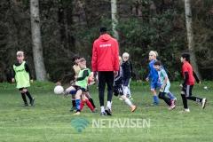 FCM Stjerner trænede GGIF Spillere 4. oktober 2018