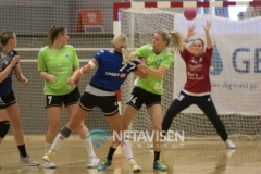 GGIF Håndbold damer 3 division mod Hørning 23. marts 2019