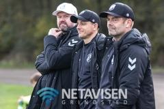 Fra venstre Christian Thorne, Claus Svejstrup og Jesper Øhlenschlæger - Foto: René Lind Gammelmark