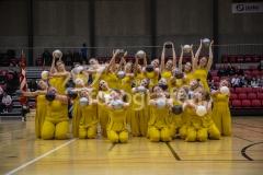 GGIF Lokal Gymnastikopvisning i Magion den 18. marts 2018