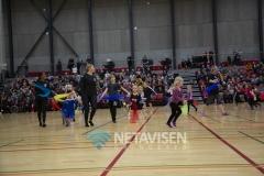GGIF Lokal Gymnastikopvisning i MAGION den 24. marts 2019