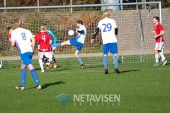 GGIF Serie 2 Herrer mod Spangsbjerg IF - 20. oktober 2018