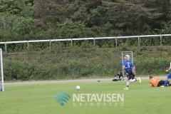 Her bliver dangens anden mål scoret, igen af nr. 9 - Foto: René Lind Gammelmark
