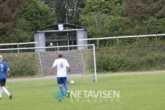 Efter 15 minutters spilletid er Grindsted foran med 2 mål - Foto: René Lind Gammelmark