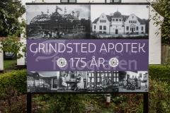 Grindsted Apotek fylder 175 år