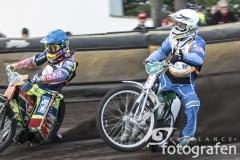 Superligaspeedway Grindsted vs Esbjerg 7. september 2017