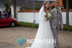 Heidi og Esben er nu blevet gift - oto: René Lind Gammelmark
