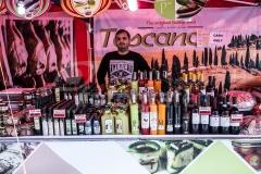 Italiensk marked på torvet i Grindsted 28-8-2017 Grindsted Festuge
