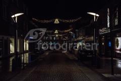 Julebelysning i Grindsted 9. december 2017