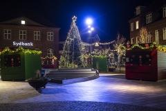 Julebelysning Grindsted 2020 - Foto: René Lind Gammelmark