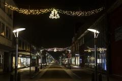 Julebelysning Grindsted - Foto: René Lind Gammelmark