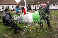 Julemarked på Karensminde 3. december 2017