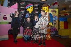 Verdenspremiere på LEGO filmen 2 - Legoland Billund 2. februar 2019
