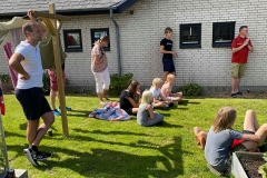 Br.dr.Vips var på besøg hos Gitte Ejstrup Mikkelsen - Foto: Gitte Ejstrup Mikkelsen