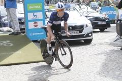 Anden rytter, Sasha Weemaes fra Belgien - Foto: René Lind Gammelmark