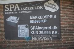 Åbenthus hos Spalageret i Grindsted den 24. marts 2019