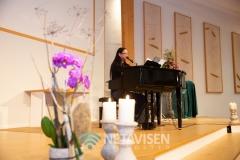 Spil Dansk aften med Ronnie Olesen i Vestermarkskirken - 1. november 2018