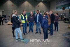 Tech Tour på besøg hos Sealing System - 1. novmeber 2018