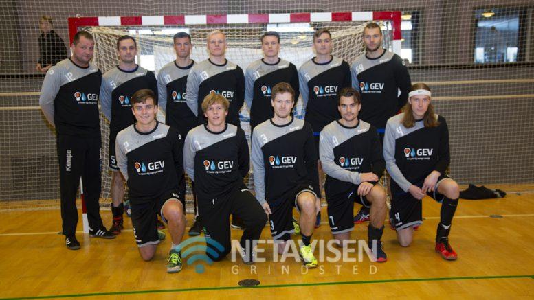 ead0c88d2f9 GGIF Håndbolds 2. division Herrer mødte Give og fik klø - Netavisen ...